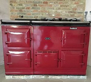 Bryan Jones Aga, Hereford - Second-hand 13 amp Aga cookers for sale